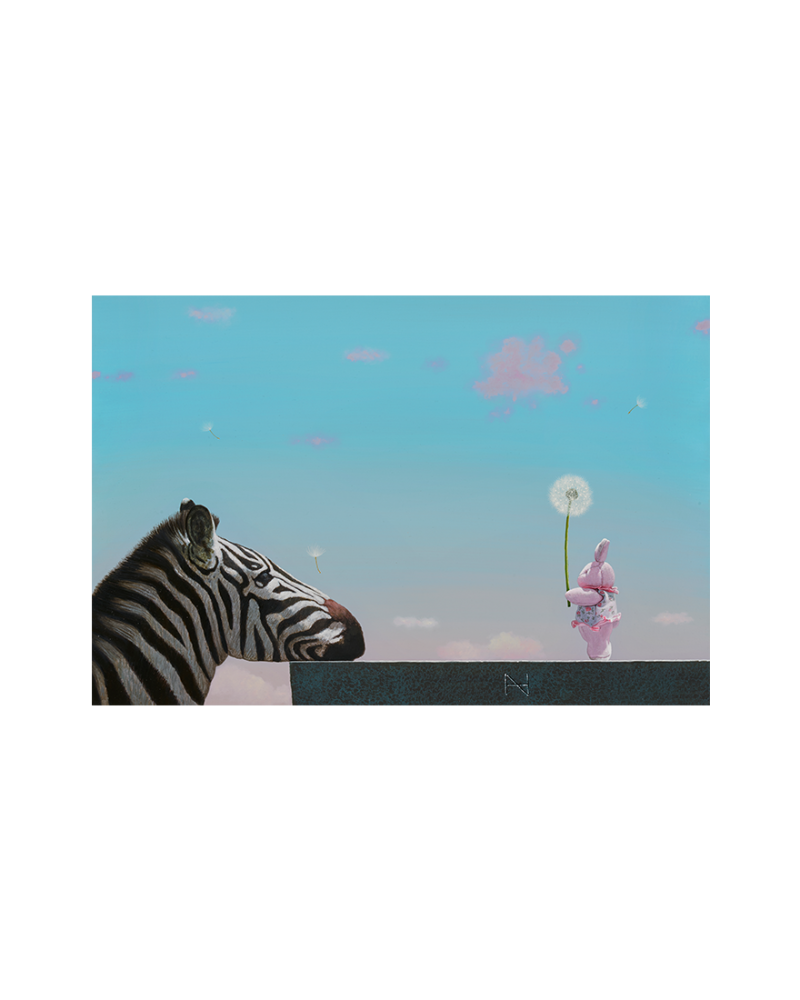 Dream 2 (Zebra&Rabbit)